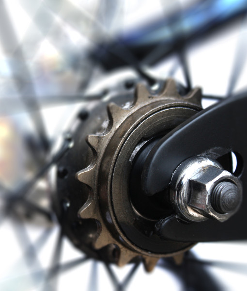 fixed gear free wheel gears