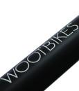wootbikes logo metal