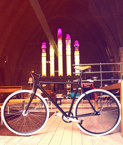 fixed gear wood